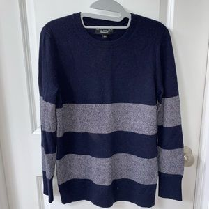 Banana Republic nautical filpucci yarn sweater